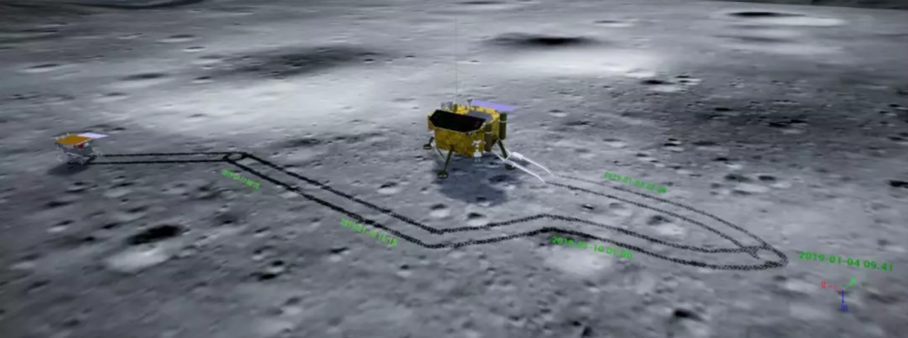 Chang'e-4: Yutu-2 to nap to protect against midday heat after surviving -190 C nighttime