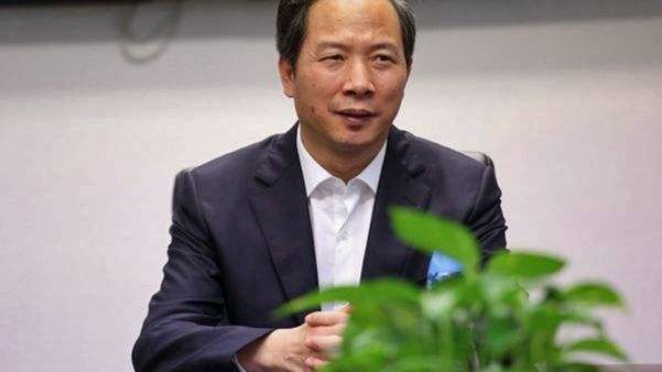 Jiujiang city mayor Xie Yiping.
