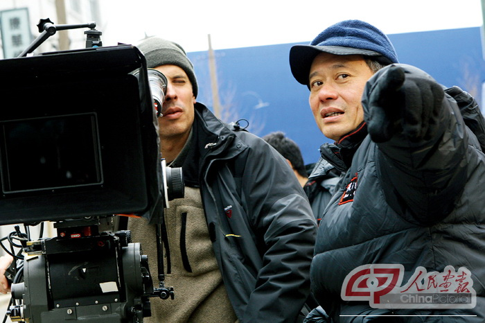 Director Ang Lee is the pride of China