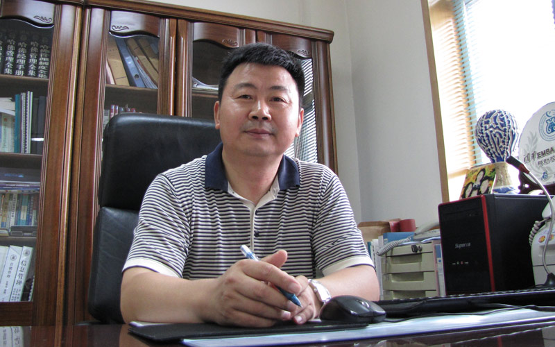 Dr Shu Li Dong, the director of the Aimin Fat Reduction Clinic in Tianjin in northern China.