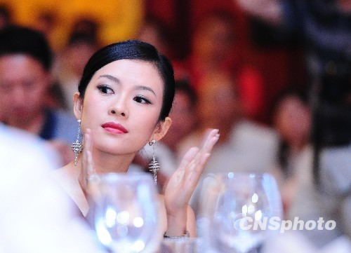 Despite her young age, Zhang Ziyi has already achieved huge success in the world of cinema, cementing her status as one of the biggest Chinese movie stars of the 21st century.