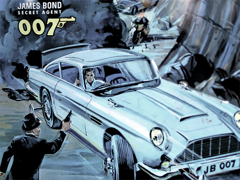 James Bond and China – Dragon behind the SPECTRE