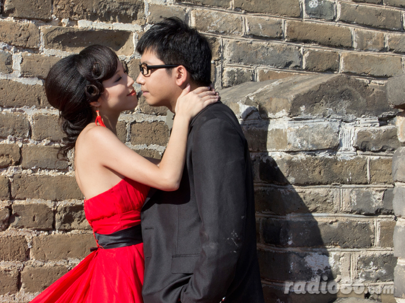 Wedding photography helping Chinese couples to live the dream