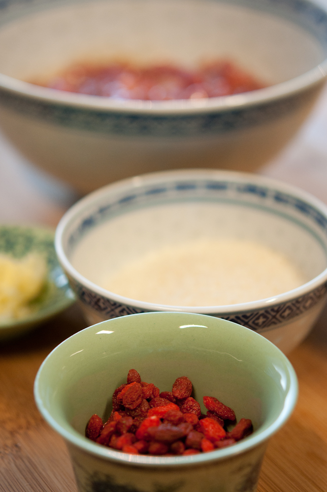 Congee in general is very effective if you suffer from a digestive problem like diarrhea.