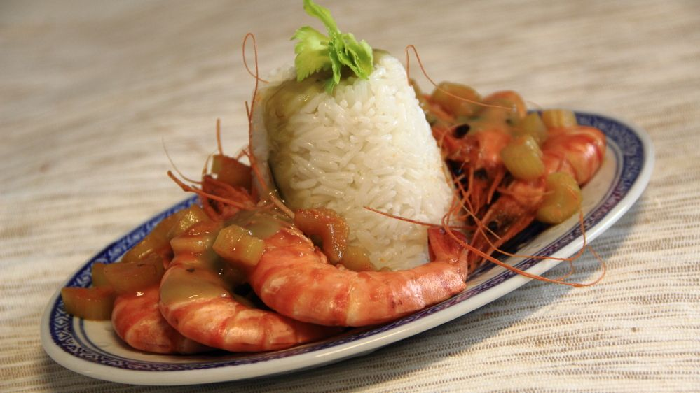 Shrimps are not cheap. So it will not be a food that is enjoyed every day, unless you own a shrimp farm or something.