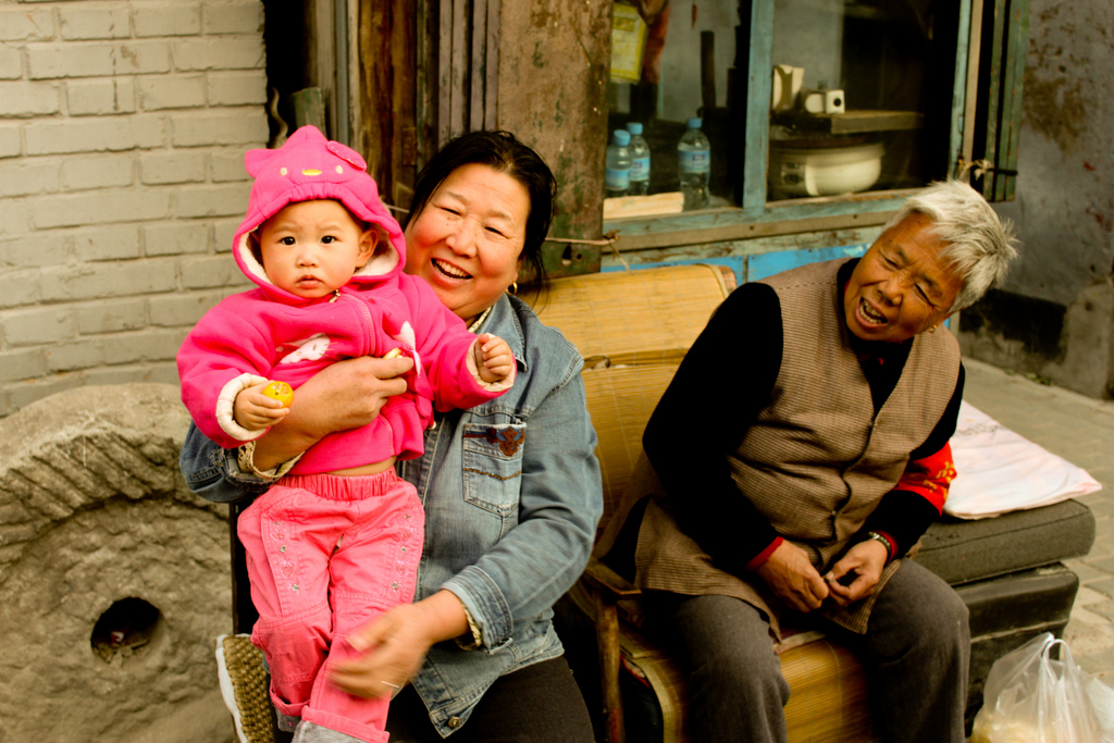 Being the only child in a Chinese family, a boy or girl usually gets the full attention of six adults – their parents and two sets of grandparents.