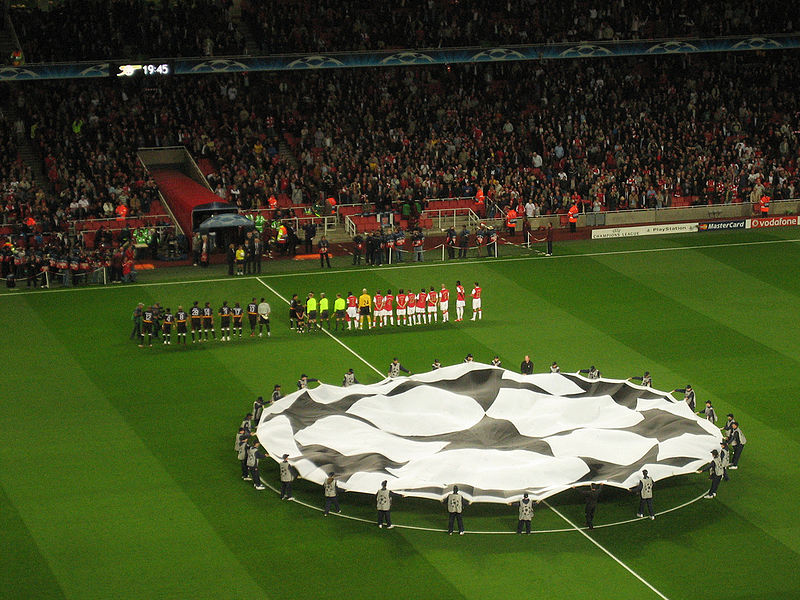 Blood tests required for Champions League