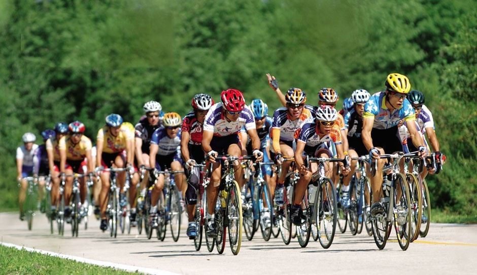 First-ever China-North Korea cycling festival