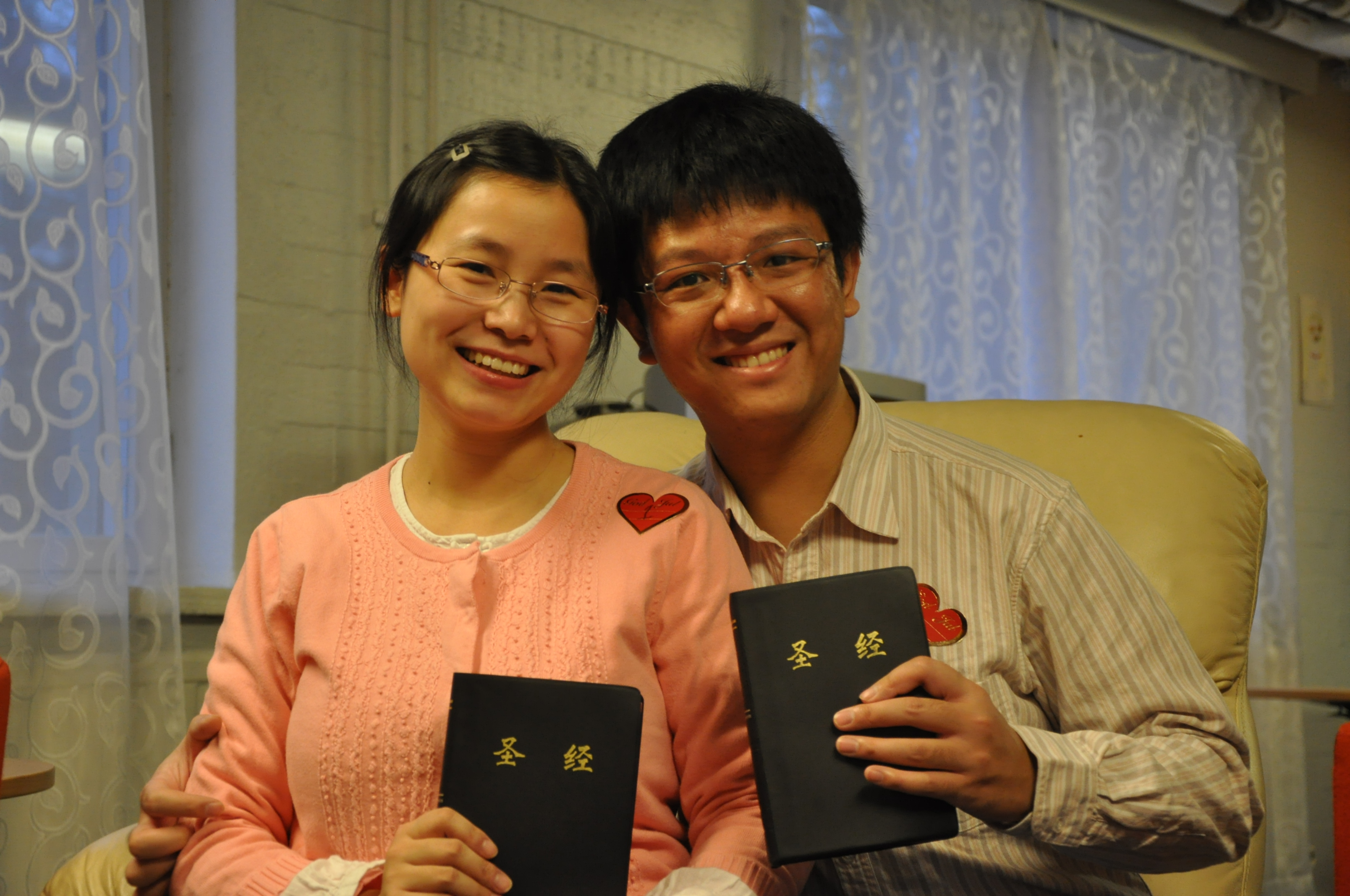 Alongside the rising trend of affiliating to institutional religion for Chinese people in China, the same pattern seems to be happening in Finland as many newcomers grapple with the new environment in Finland.