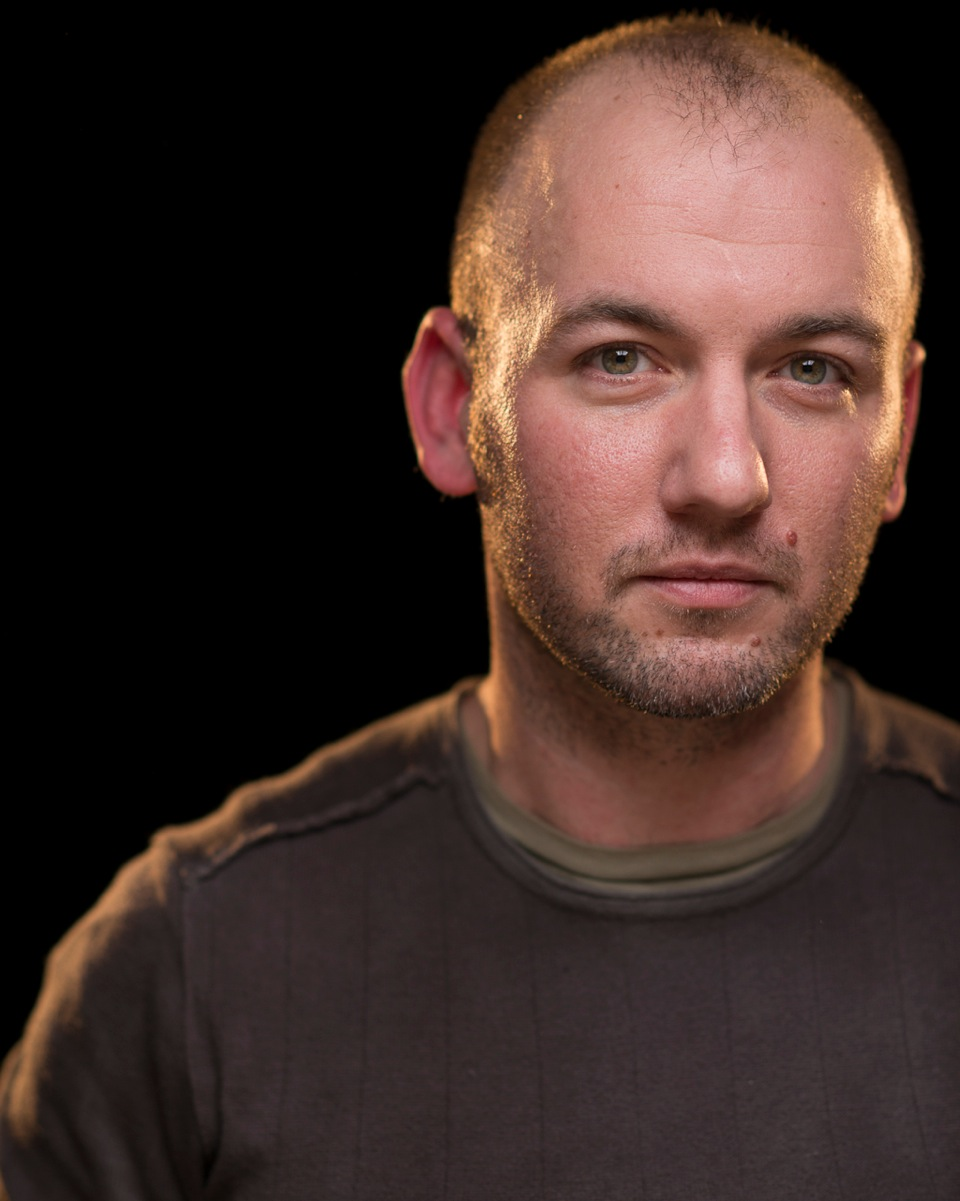 Simon Barrett was a writer/producer on You're Next and a director/writer on V/H/S/2.