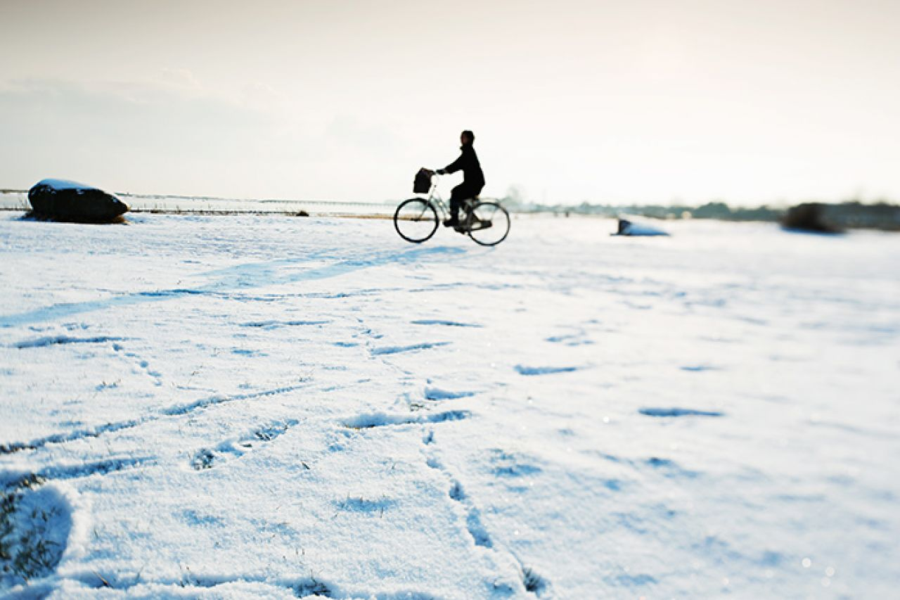 The main reason for Danish adults not to take the bike to work is that the distance is too long, studies show.