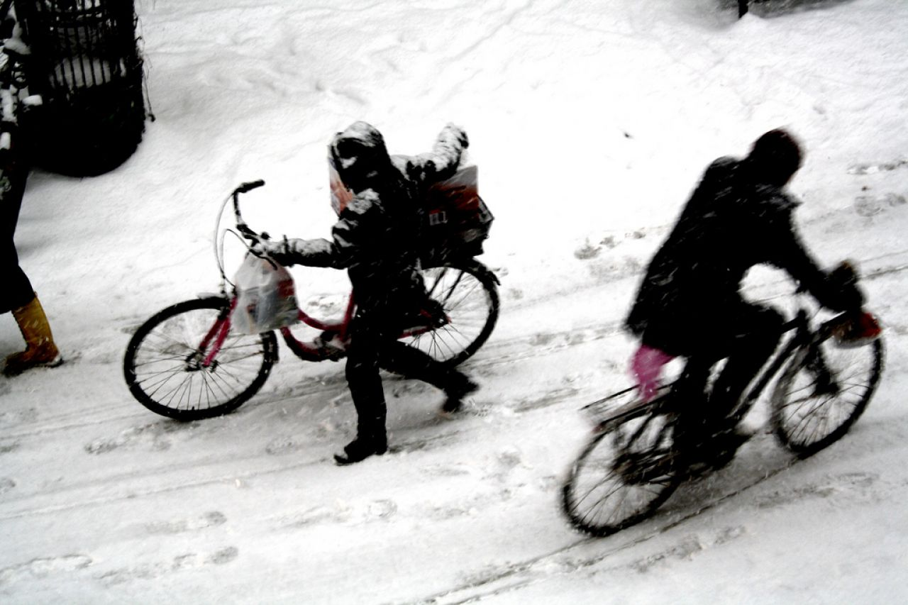 24% of trips in Denmark below 5 km are made by bicycle, according to Cycling Embassy of Denmark.