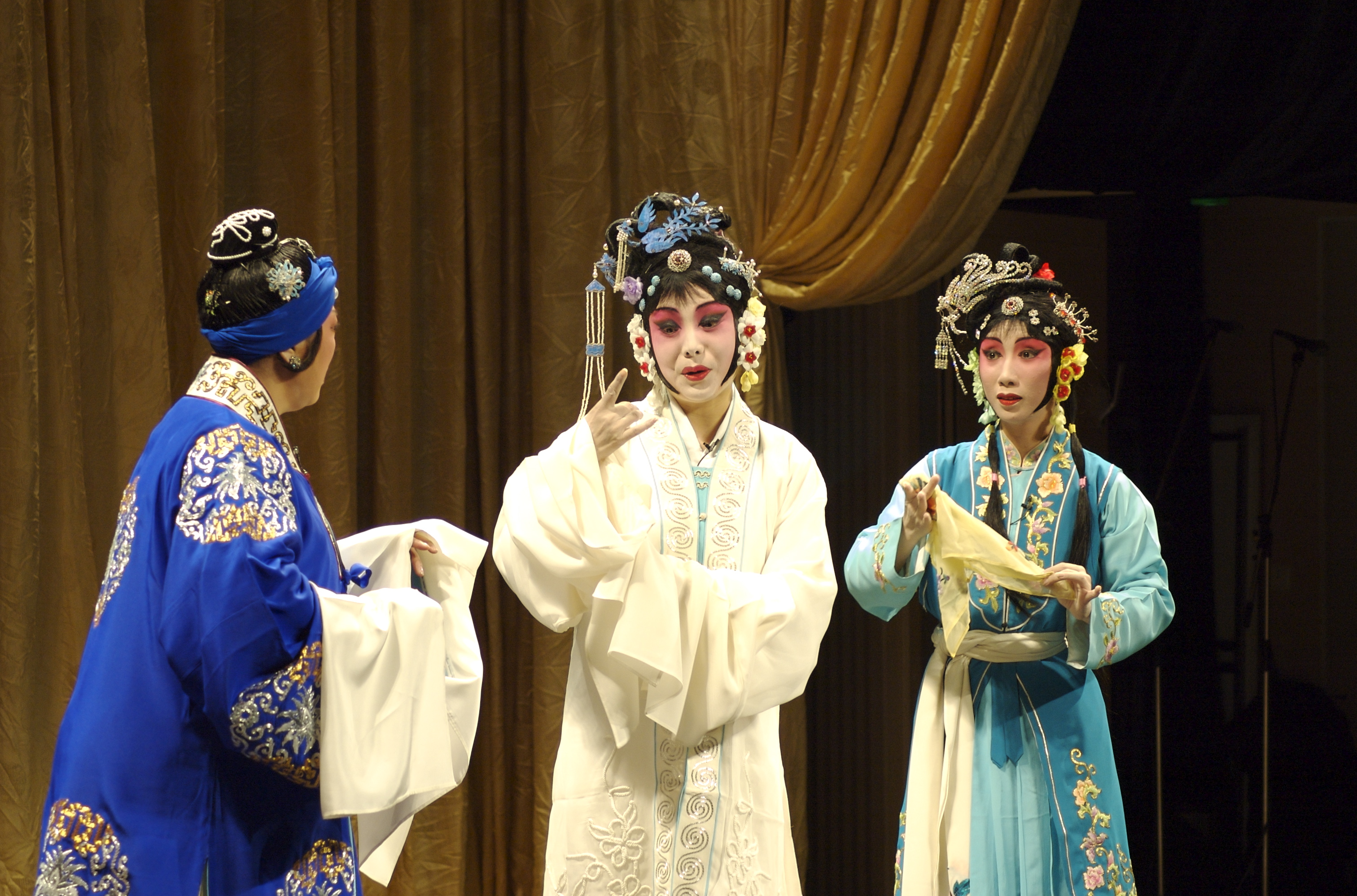 The art of Beijing opera: Mei Lanfang