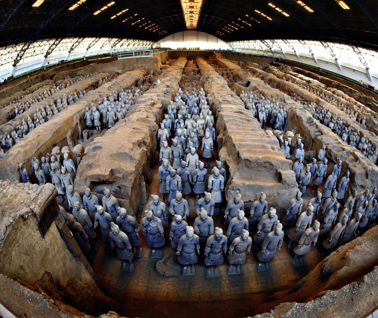 Damaged Terracotta Army statue to be repaired by Chinese experts