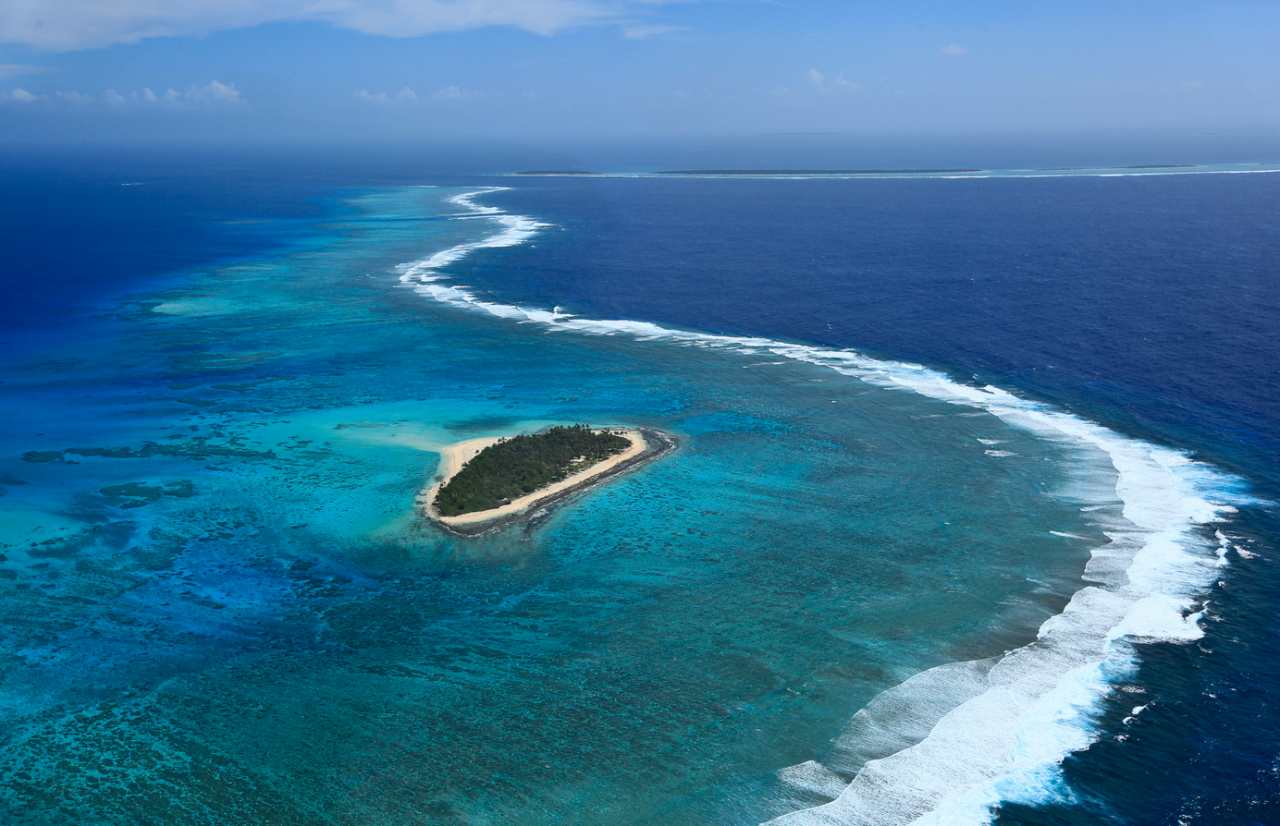 The Kingdom of Tonga is still largely undiscovered and unspoiled.