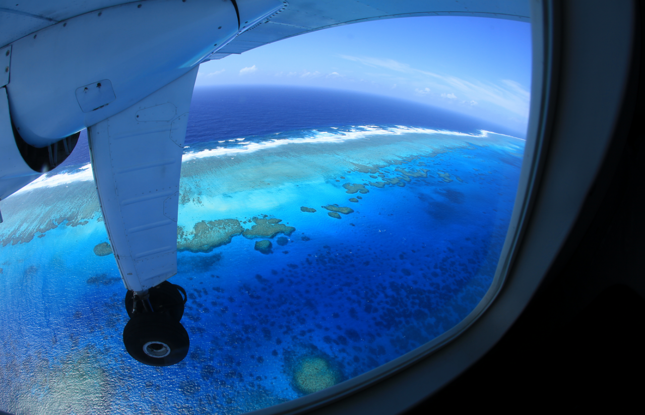 Patrick Degerman got the idea for the Tonga expedition when he was searching for a paradise on earth.