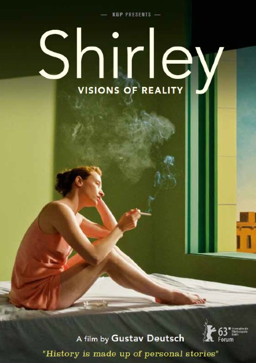 Shirley – Visions of Reality have been screened in many film festivals.