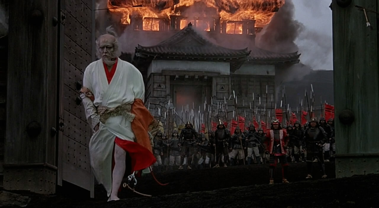 an analysis of ran by akira kurosawa With a career spanning nearly 60 years and 30 films under his direction, acclaimed japanese screenwriter and director akira kurosawa has proved to be one of the most influential creative minds of modern cinema.