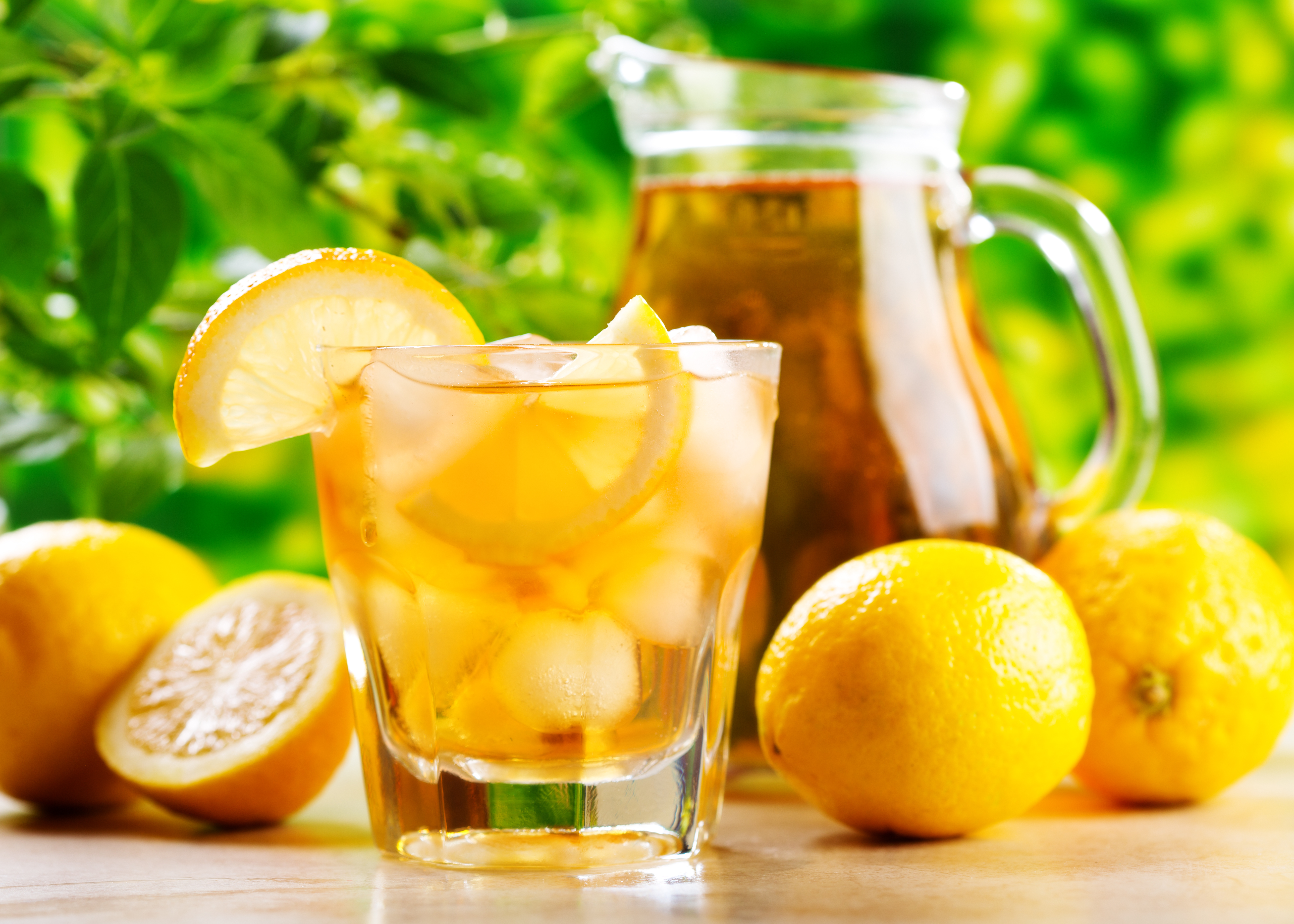 Cooking with tea: Iced tea recipes