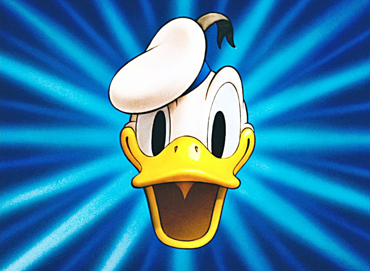 80 years of donald duck