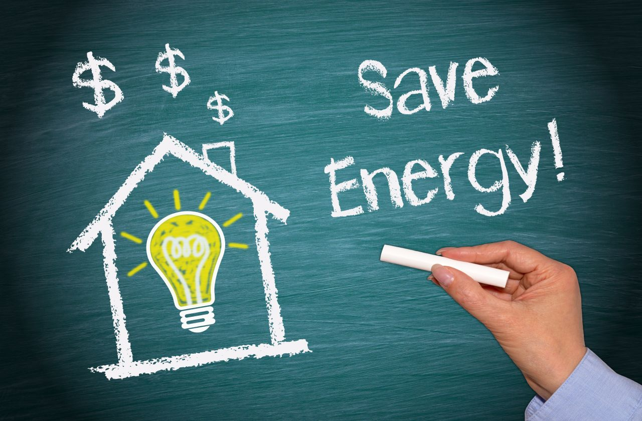 About energy conservation for Save energy painting