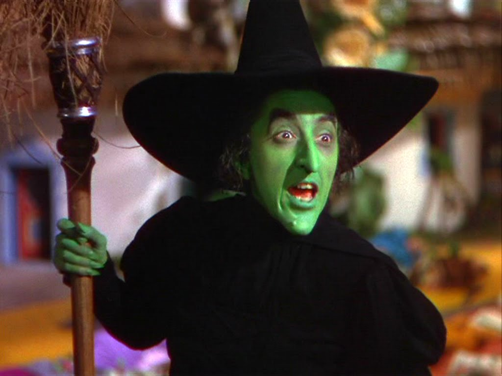 "Margaret Hamilton's performance as the Wicked Witch of the West was edited down because it was believed to be too frightening for audiences. Additionally, she never actually says, ""Fly my pretties, fly!"" The correct quote is, ""Fly, Fly, Fly."""