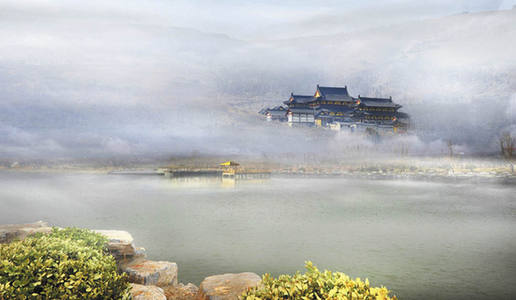 """Xuzhou – the """"Athens of the orient """""""