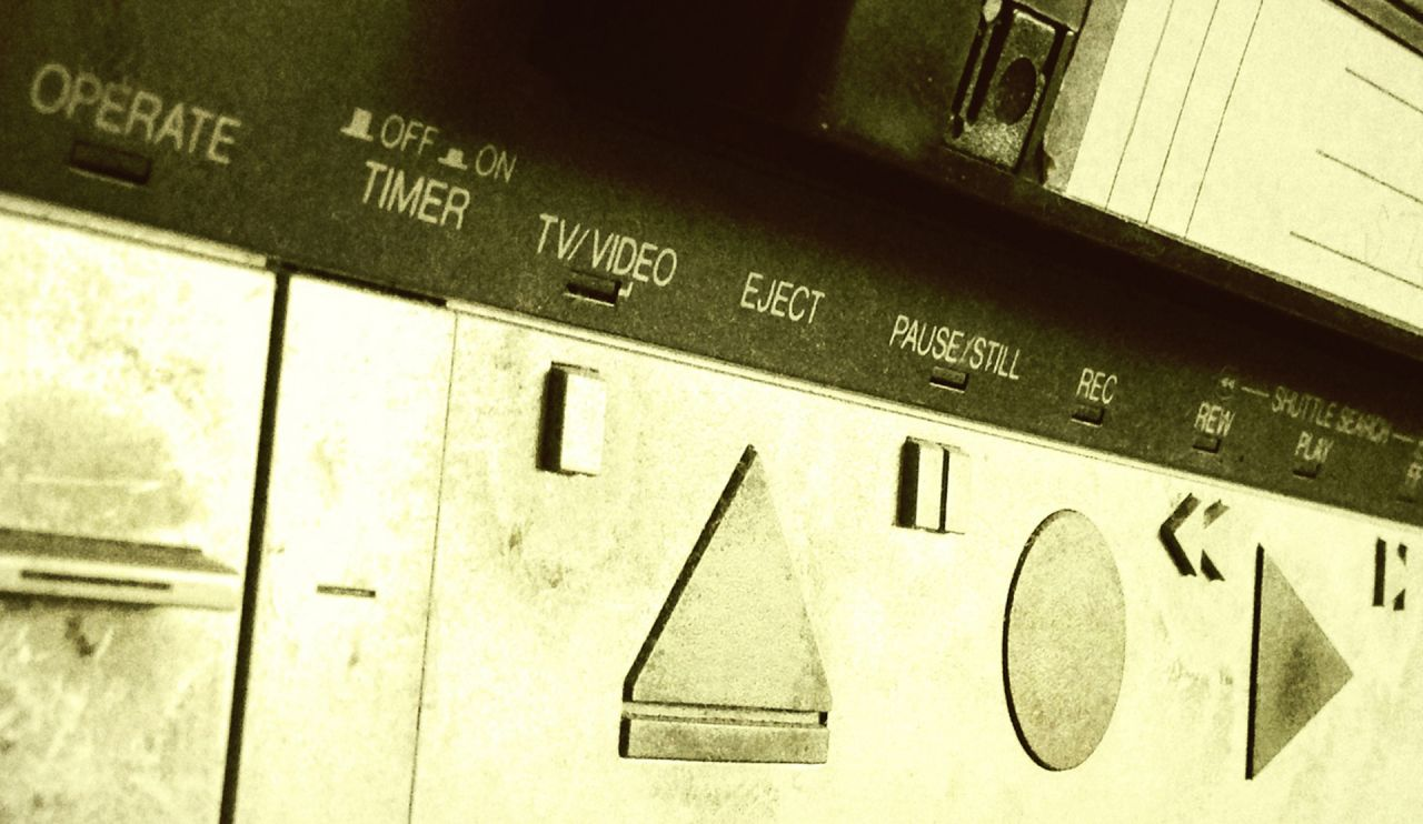 Rewind The Years With Adventures In Vhs Timers For Rocket Ejection