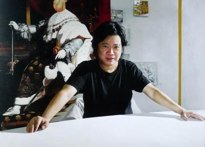Zhou Tiehai: It is not difficult to make art