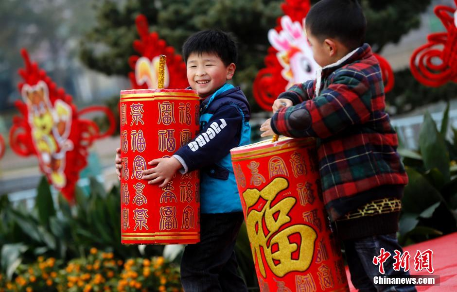Chinese New Year (A foreigner's survival guide)