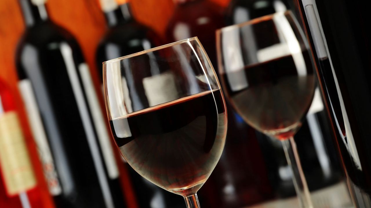 China has become a large wine consumption country