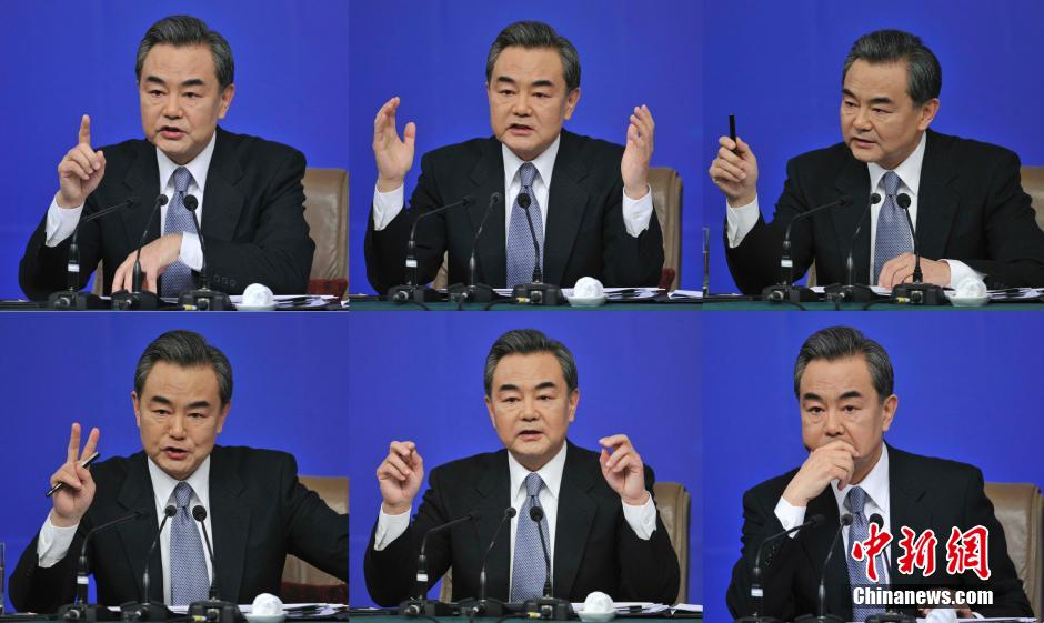 China's FM discusses neighbors, foreign policy focus ...