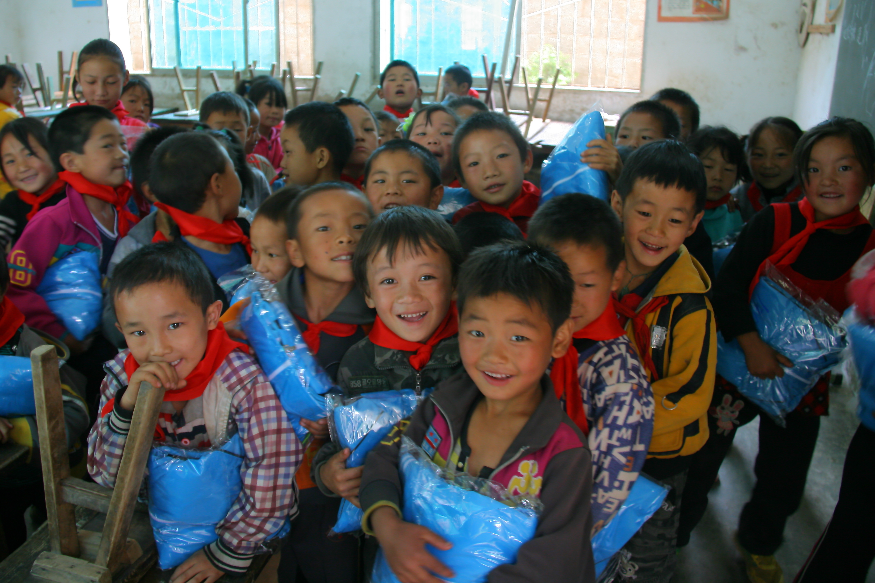 China's rural schools struggle with dwindling pupil numbers