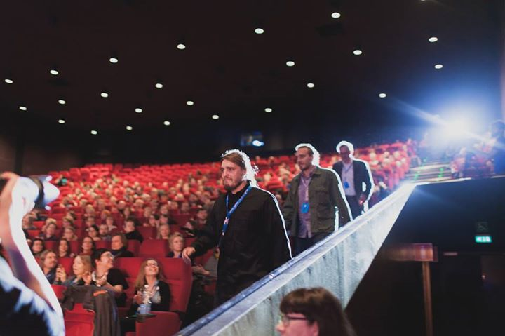 Castratus Kuilis (Latvia, 2014), directed by brothers Raitis and Lauris Ābele, won the International Competition Grand Prix at the 45th annual Tampere Film Festival on Sunday, March 8th.