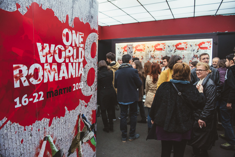 One World Romania is Bucharest's only documentary film festival.