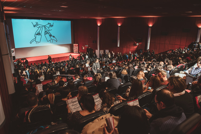 The festival was very popular among the people of Bucharest, with most screenings selling out of tickets.