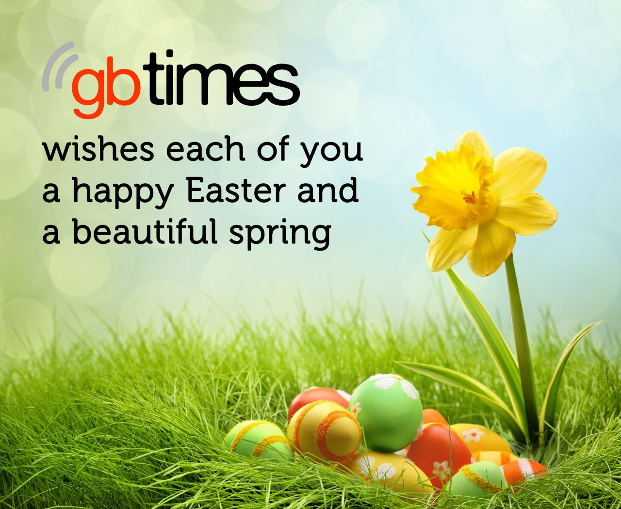 Easter and spring greetings to all of our readers gbtimes easter and spring greetings to all of our readers m4hsunfo