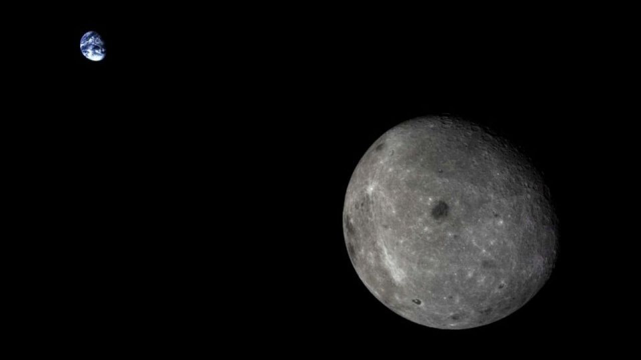 China is planning the first-ever landing on the far side of the Moon