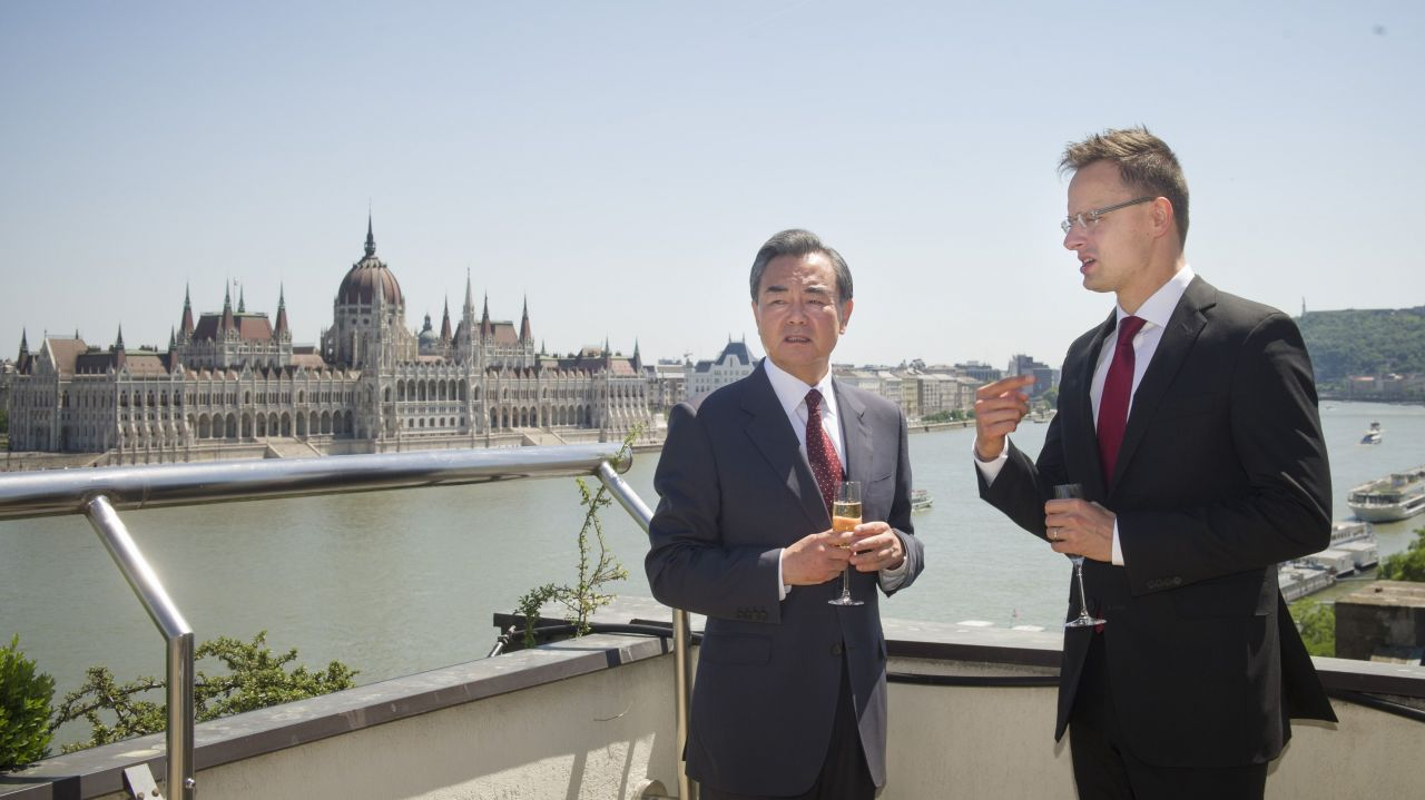 Will others join Hungary on China's new Silk Road?