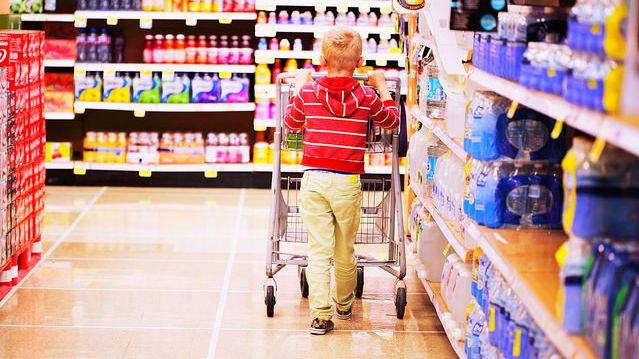 Chinese e-commerce looks to online groceries