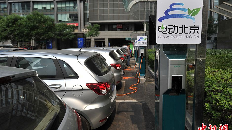 Sales of new energy vehicles surge in China during August