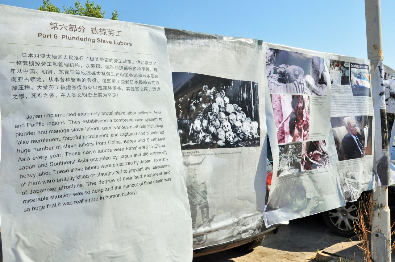 Chinese mark 70th Anniversary of victory over fascism in Belgrade