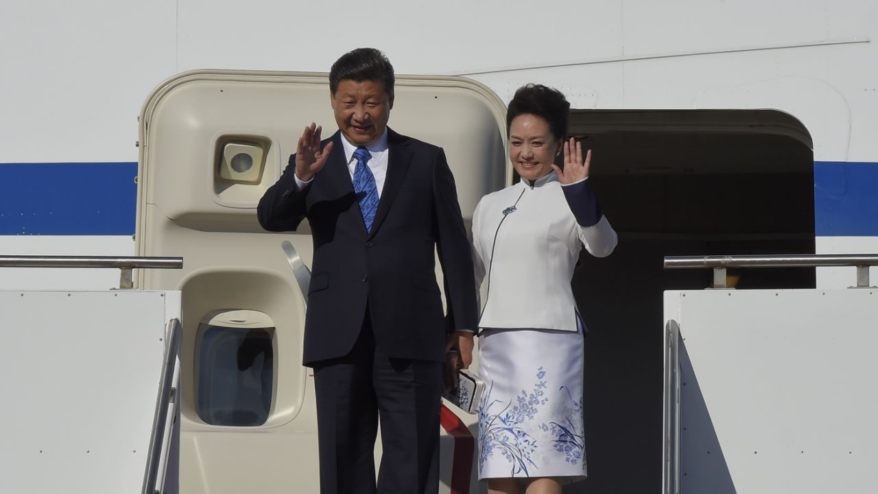 Chinese first lady's English speech creates online buzz in China