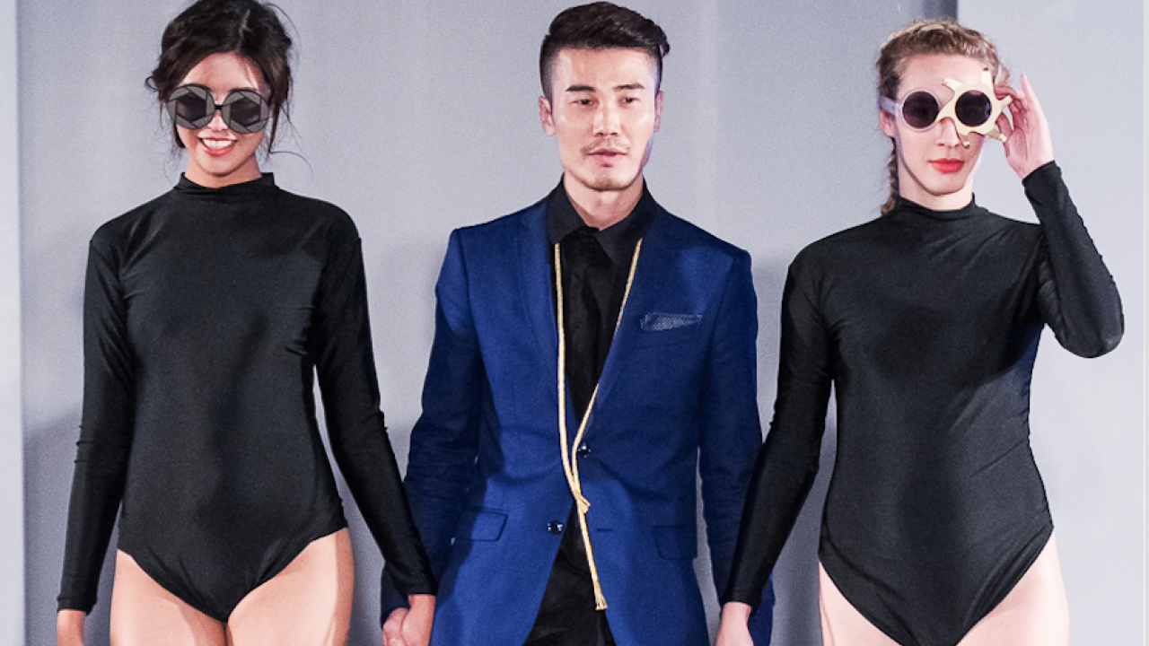 Victor Wong: a rising star in the fashion industry