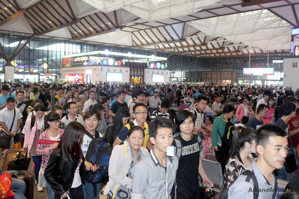 100 million set to travel by train during Golden Week