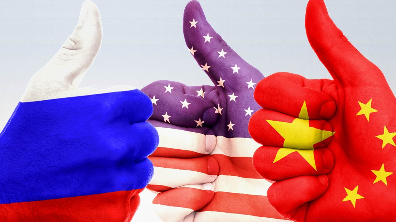 Russian expert's view of the China-Russia-US triangle