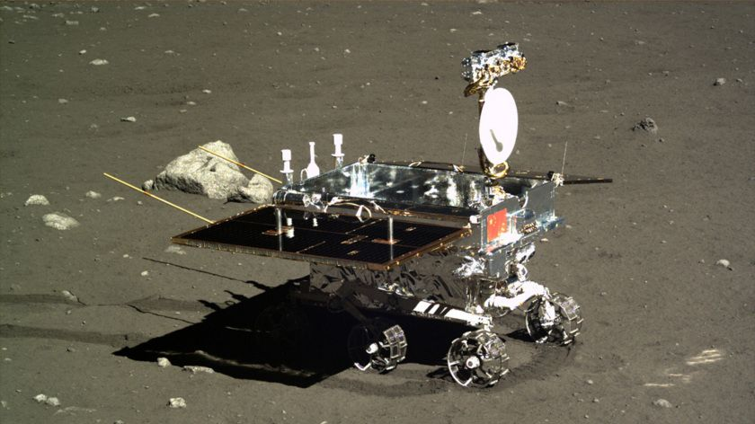 Testing on China's Chang'e-4 lunar far side lander and rover steps up in preparation for launch