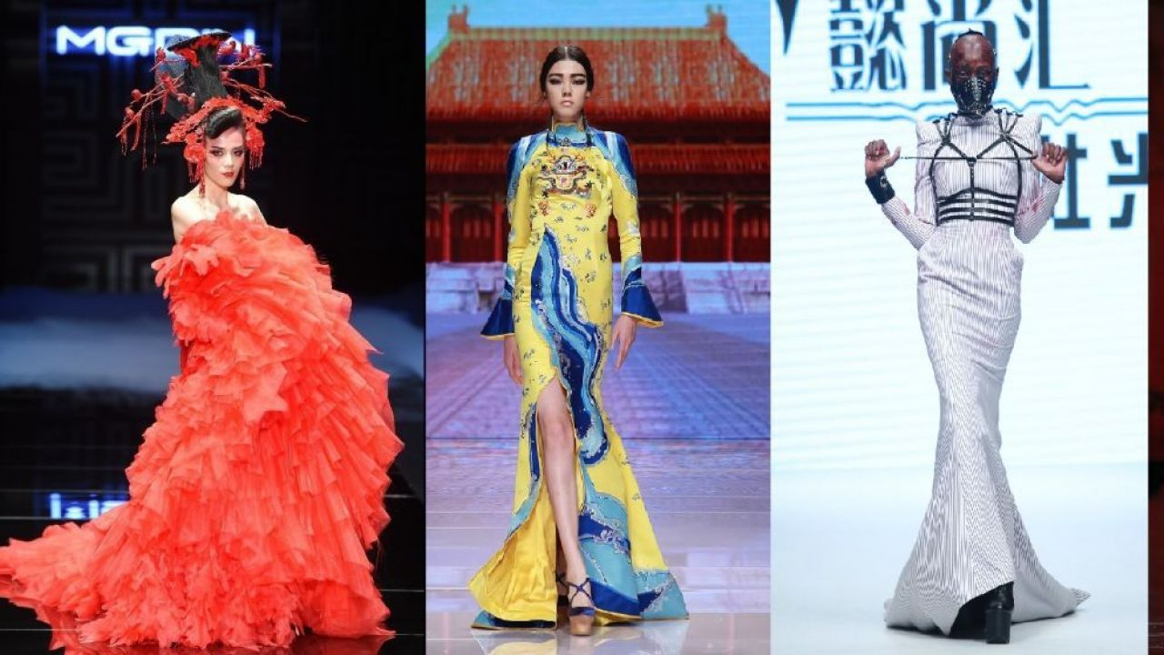 The best of China Fashion Week S/S 2016