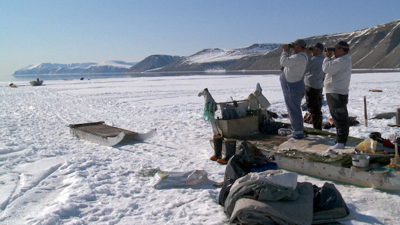 The changing landscape of Thule has forced locals to trek farther in search of food