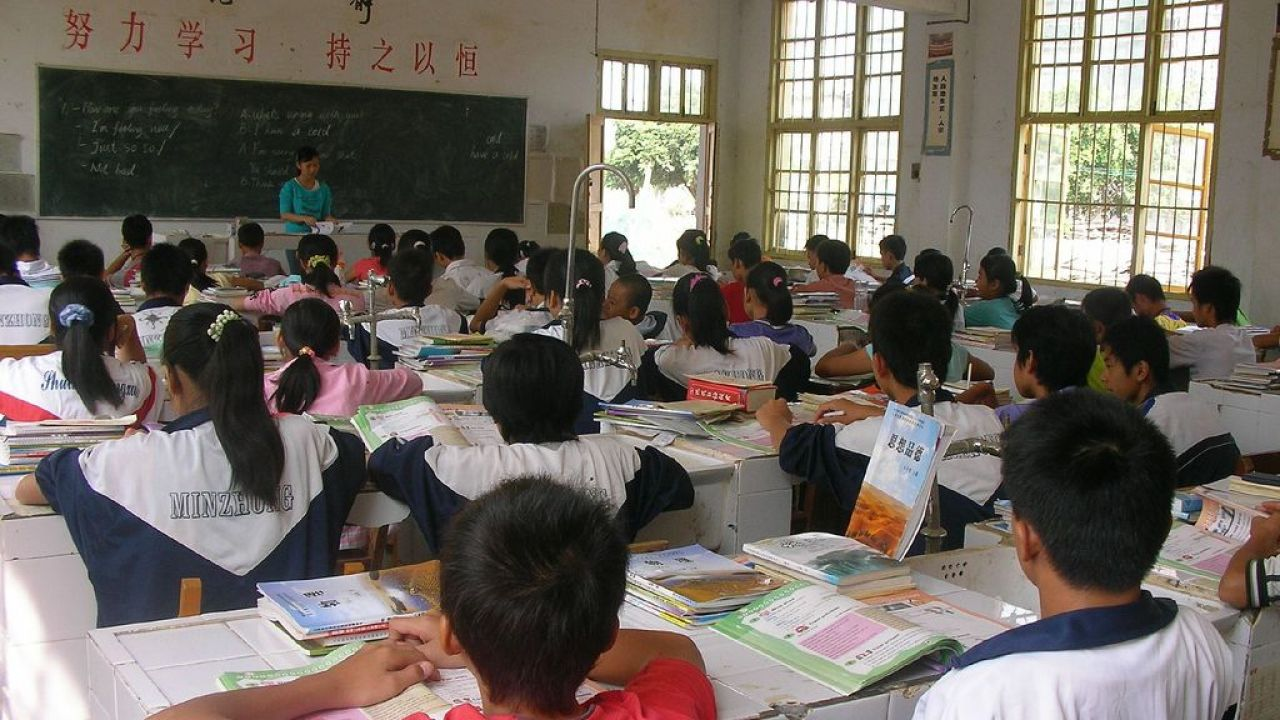 Does China have an English problem?